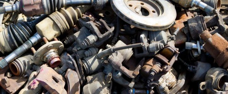 Why Used Auto Parts Are Better Than New Auto Parts