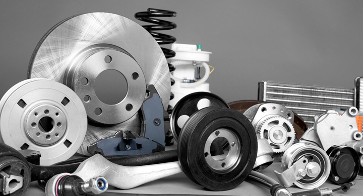 A portion of the Vital Auto Parts For Your Car